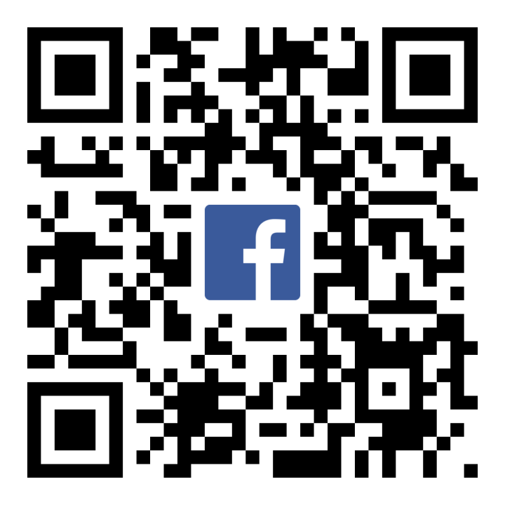 Scan code to See the Event on FB